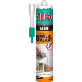 AC605 Akfix Mastik Akrilik 310 ml