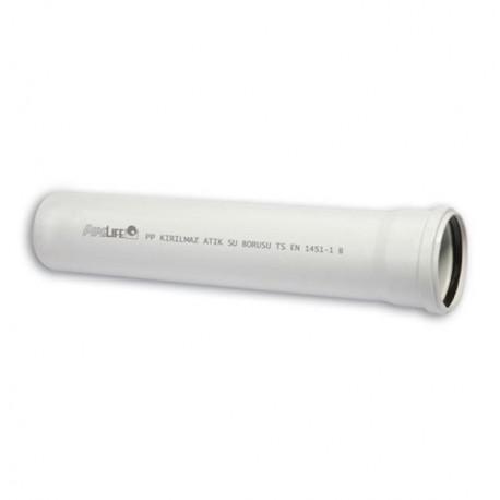 PP Atıksu Borusu (110-2000 mm)