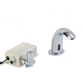 Photocell Controlled Faucet/ Double Entry