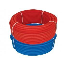 Spiral Kılıf Boru Mavi (25 mm)