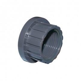 PVC Dişli Kole -Boru Bağlantı- (20 mm)