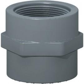 U-PVC İçten Dişli Yapıştırma Adaptör (20 mm)