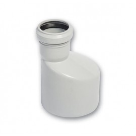 PP Waste Water Reducıng Socket (125-110 mm)
